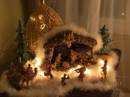 112 best creche display images on pinterest christmas nativity