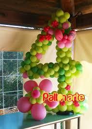 18 best pallonarte numeroni con palloncini images on pinterest
