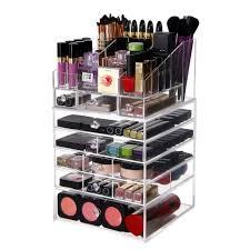 makeup storage bare minerals makeup organizer tutorial awful