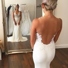 wedding dress open back best 25 open back wedding dress ideas on lace wedding