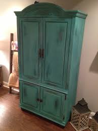 Old Pine Furniture Annie Sloan Chalk Paint Project Old Pine Armoire First Painted