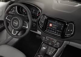 jeep compass interior dimensions 2017 jeep compass revealed looks like a smaller grand cherokee