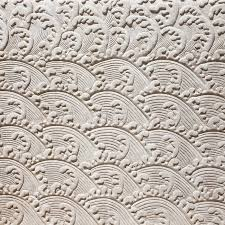 Stucco Decorative Moldings Chinese Art Style On Decorative Wall With Stucco Molding Stock