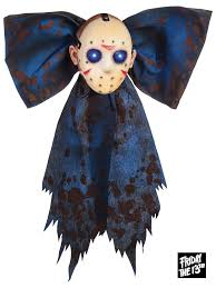 jason voorhees light up bow decoration costume girls disney