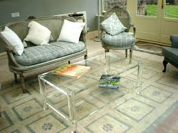 coffee table alternatives apartment therapy articles with glass coffee table small space tag coffee table small