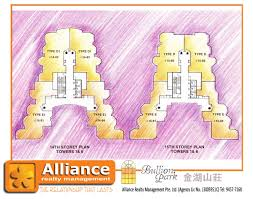 floor plans d bullion park freehold condominium layout plan twr16