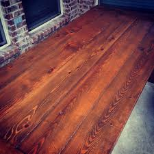 Cedar Table Top by Outdoor Gallery U2014 Stylish Rustic Furniture
