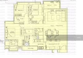 kovan melody floor plan kovan melody 13 kovan road 3 bedrooms 1292 sqft condominiums