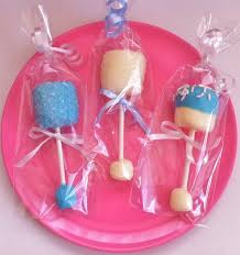 baby shower treats baby shower favors baby rattle pops