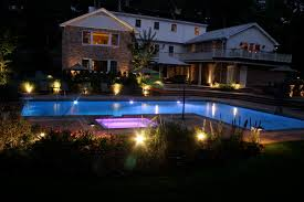 Led Landscape Lighting Low Voltage by Low Voltage Lighting Sparrow Landscapingsparrow Landscaping