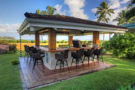 Outdoor Kitchen Ideas Pictures Hanalei Hawaii Kalamazoo Outdoor Gourmet