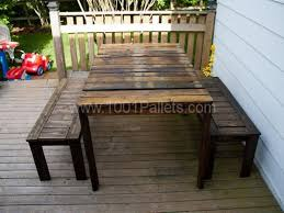 Patio Made Out Of Pallets by Diy Pallet Patio Furniture Diy Outdoor Patio Furniture From