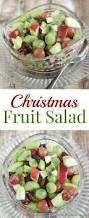 fruit salads for thanksgiving 25 best christmas fruit salad ideas on pinterest recipe of