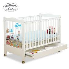 mother u0027s choice wood baby crib 0 36m baby game bed adjustable 3