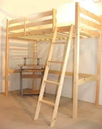 used bunk bed with desk loft bunk bed with desk 2ft 6 small single wooden high sleeper