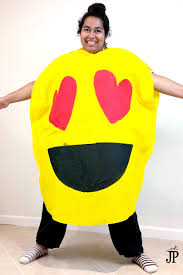 halloween costumes com coupons two no sew diy emoji costumes for under 25 jphalloween