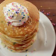 funfetti pancake recipe popsugar food