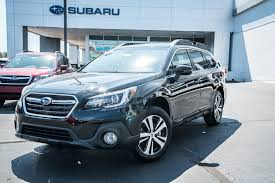 subaru outback 2018 white new featured subaru cars for sale in springfield mo