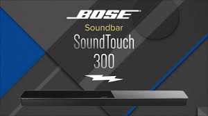 amazon black friday soundbars bose soundtouch 300 soundbar speaker review youtube