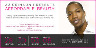 affordable makeup artist makeup artist aj crimson presents affordable beauty