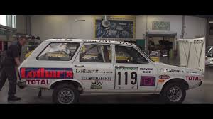 renault 4 pope restoration of the renault 12 sinpar renault classic youtube