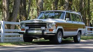 jeep grand wagoneer 1986 jeep grand wagoneer t180 monterey 2013