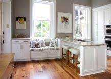 kitchen window seat ideas kitchens with window seats 10 trendy ideas for a cozier home