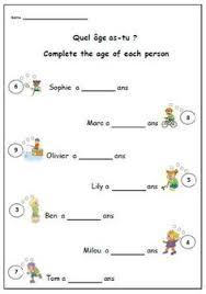 french number worksheet primary printable ks1 ks2 learn the