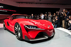 toyota brand new cars price toyota ft 1 concept first look motor trend