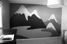 home design painted mountain wall murals bedding landscape home design painted mountain wall murals installation general contractors painted mountain wall murals regarding the