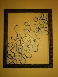 paper wall art 8244