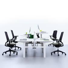 Height Adjustable Desks by Chemistry Height Adjustable Bench Desks Apres Furniture
