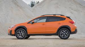 subaru orange crosstrek 2018 subaru crosstrek review go off the beaten path