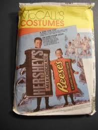 Hershey Halloween Costume Hershey U0027s Hershey Chocolate Candy Bar Homemade Halloween Costume