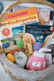 basket ideas last minute easter basket ideas for kids lynzy co