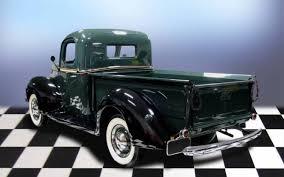 1940 Ford Pickup Interior Restored 1940 Ford Pickup Truck