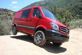 2015 mercedes benz sprinter 4x4
