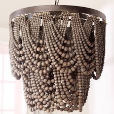 Chandelier Lamp Shades With Beads Frosted Glass Bead Chandelier Shades Of Light