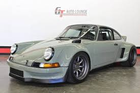 porsche rauh welt first rwb porsche built in the united states can be yours for