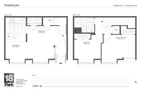 floor plans of 18 park in jersey city nj