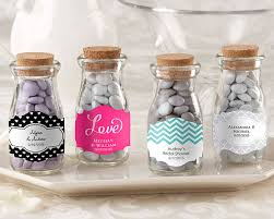 jar party favors vintage milk favor jar wedding favors personalization available