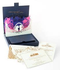 cutture laser cut pop up box invitations featuring a perforated