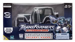 transformers 5 hound hound jeep wrangler transformers toys tfw2005