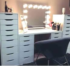 makeup vanity table with drawers makeup dresser ikea 9 drawer makeup table with drawers 9 drawer home