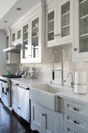 mini subway tile kitchen backsplash the open kitchen concept designing the zone subway tile