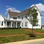 bennington country farmhouse plan house plans more architecture