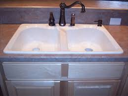 Stainless Steel Sink With Bronze Faucet Gallery