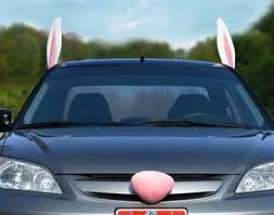 reindeer ears for car truck thedingleberry