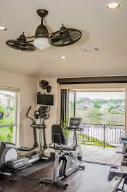 home exercise room design layout interesting choice ceiling fan and lighting layout feature home