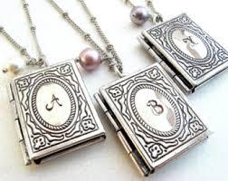 personalized photo locket necklace personalized lockets nest necklaces upcycled by saysthestone
